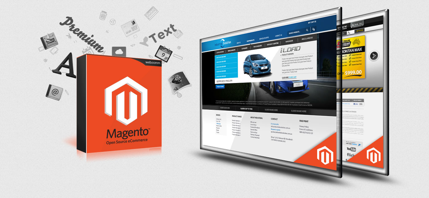 Image result for E-COMMERCE AND MAGENTO
